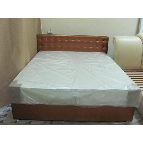 Кровать с Изголовьем / Кровать с Подъемным Матрасом от Производителя