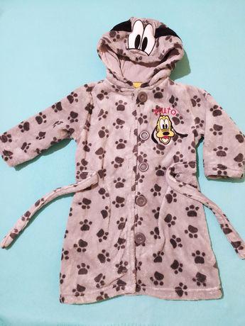 Szlafrok dziecięcy Disney roz. 86-92