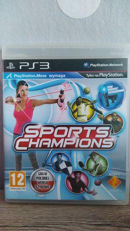 Gra Sports champion j. polski na konsole ps3 playstation 3