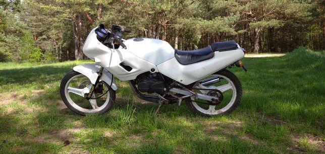Супермопед спорт крос класика Honda NS-50 MBX 1991 (не Альфа и Дельта)