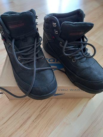 Buty Sprandi r. 38 czarne