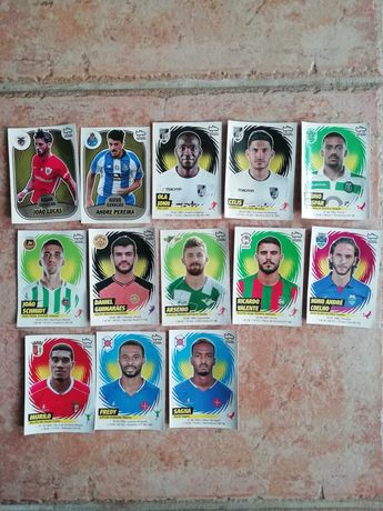 Cromos Futebol 2018-19