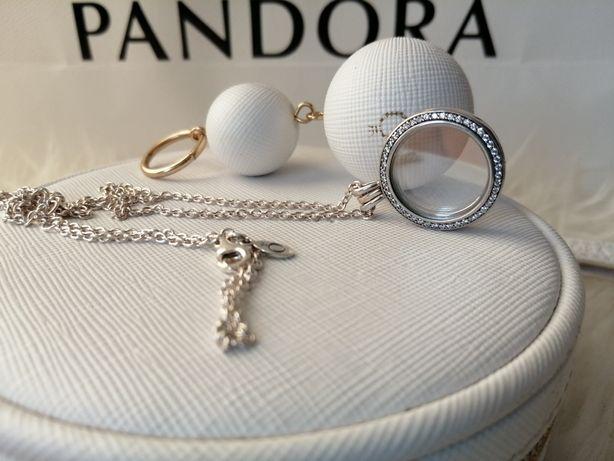 Pandora Medalion 396484CZ