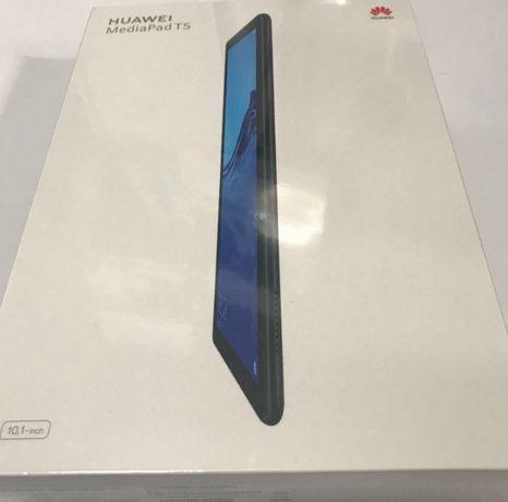 "Tablet HUAWEI MEDIAPAD T5 (AGS2-W09) 10.1"" Nowy, Folia 32 GB"