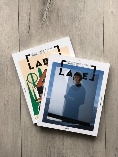 Label Magazine 27 (paź-lis 2017) i 29 (lut-mar 2018)