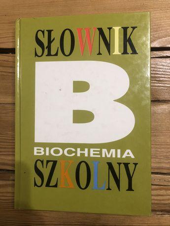 Słownik szkolny biochemia Jan Fronk Jakub Ząbek WSiP