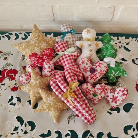 Osoby świąteczne/ choinkowe Handmade