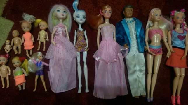 Кукла, Барби, пупс, кен