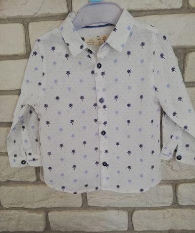 Koszula Zara r. 80 jak nowa / na święta
