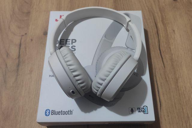Słuchawki bezprzewodowe JVC HA-S35BT Białe