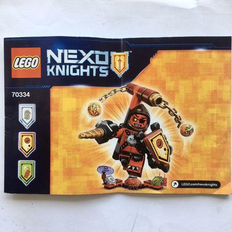 Lego Nexo Knights 70334