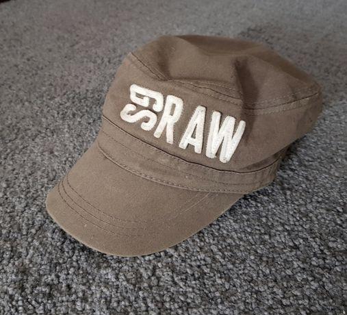 czapka G Star Raw denim khaki