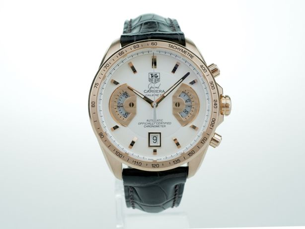 TAG Heuer Grand Carrera Gold
