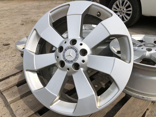 5х112 r18 Mercedes ML GLE Vito Viano диски литые оригинал Germany