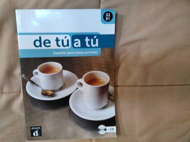 Espanhol - De tu a tu - Editora. difusión