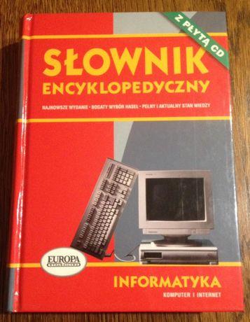 Słownik encyklopedyczny informatyka z płytą CD - Europa