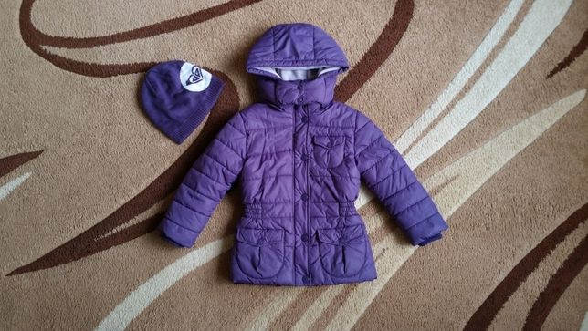 Курточка + шапка 4 - 5 років