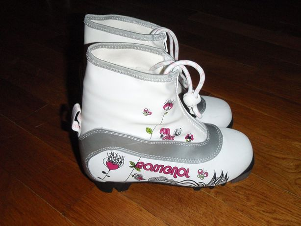 Лыжные ботинки Rossignol, NNN, по стельке 19.5 см