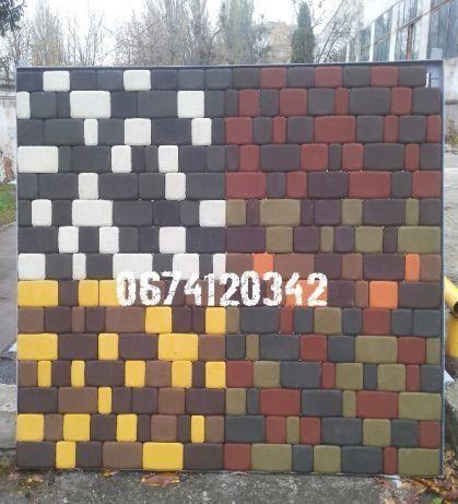 Тротуарная плитка PLATO Житомир. От производителя.