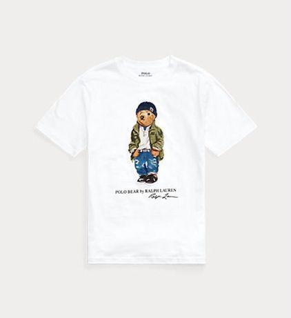 футболка мужская Polo Bear by Ralph Lauren оригинал на S M