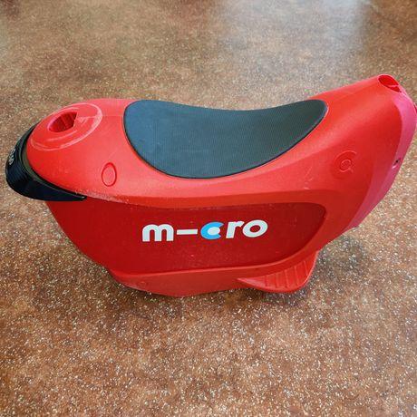 Седло для самоката micro mini 2 go