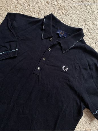 Футболка поло Fred Perry Made in Italy polo lacoste moncler