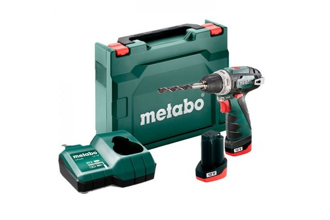 Шуруповерт Metabo PowerMaxx BS Basic (600984500)
