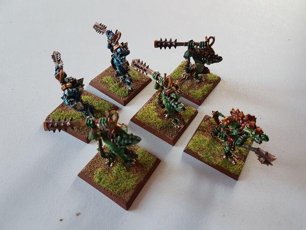 Kroxigor Lizardman Warhammer FB
