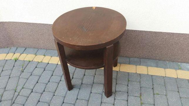 Stary  drewniany stolik