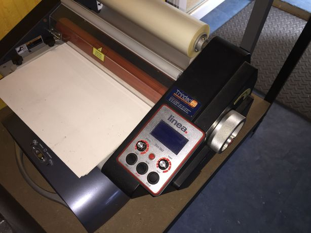 Linea DH360 A3 Roll Fed Laminator