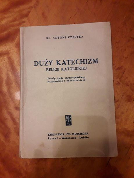 Duzy Katechizm Religii katolickiej wyd. 1959