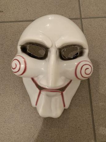 Maska Piła Halloween