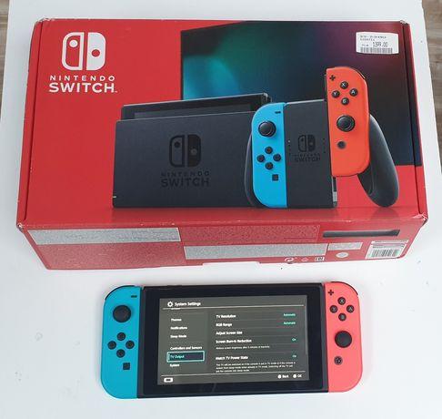 Konsola Nintendo Switch v2 super stan