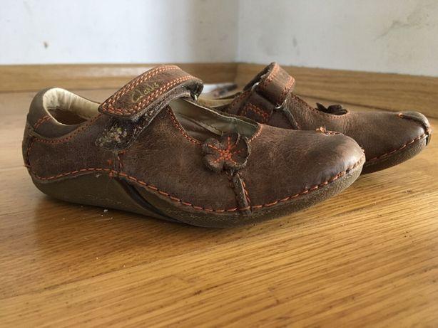 Pantofelki Clarks
