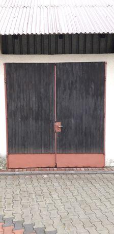 Brama garażowa szer 2500×2700wys.