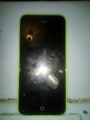 Продам айфон 5С на запчасти