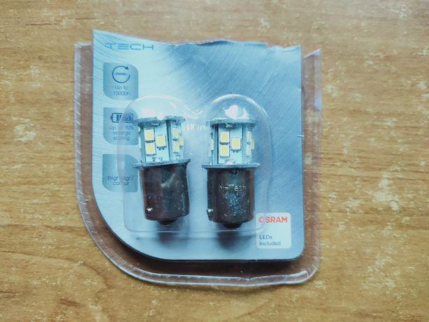 Żarówki Osram LED P21W Ba15s