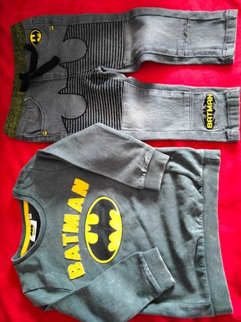 Zestaw komplet Batman r 92