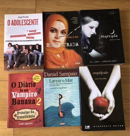 livros variados - promoção!!