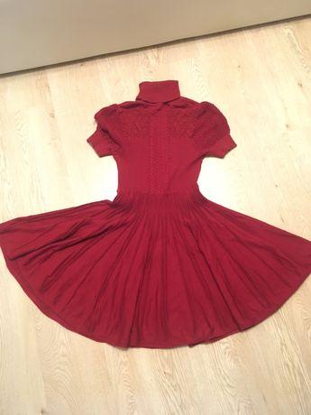 Оригинальное брендовое платье Miu Miu