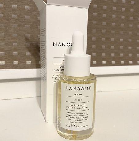 NANOGEN serum сыворотка для роста волос ОРИГИНАЛ