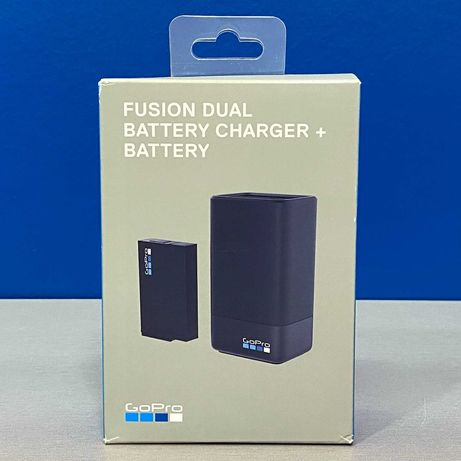 Carregador Duplo + Bateria - GoPro Fusion (NOVO)