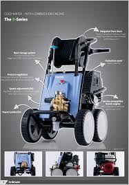 Máquina Lavar Alta-Pressão KRANZLE B 230 T