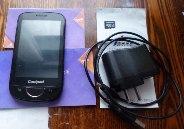 Cмартфон Coolpad W706