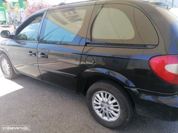 Chrysler Voyager 2.8 CRD ATX LX