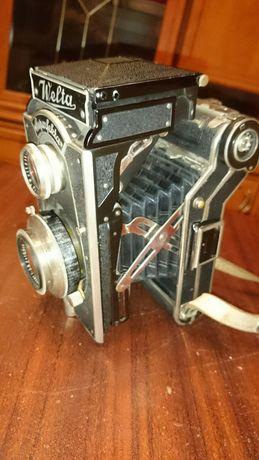 Zabytkowy aparat fotograficzny WELTA SUPERFEKTA