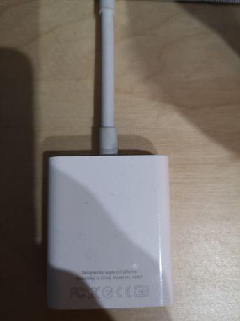 Przejściówka z Mini DisplayPort na VGA