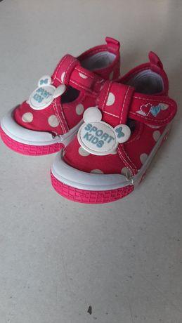 Детская обувь розмеры от 19 до 24
