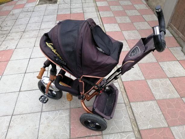 Продам детский трехколесный велосипед