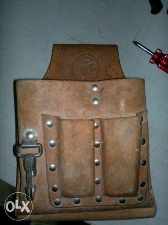 NOVA bolsa cintura cabedal pintor eletricista carpinteiro pedreiro